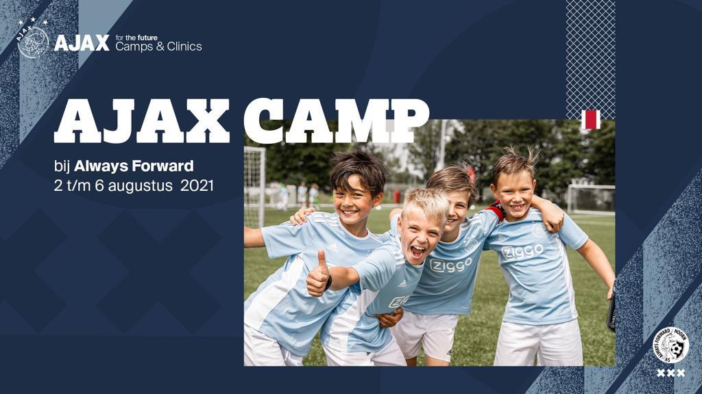 Ajax komt opnieuw naar Hoorn