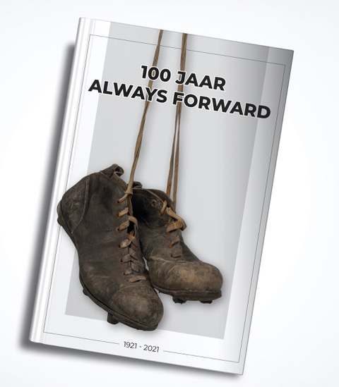 Always Forward presenteerd 100 jaar jubileumboek