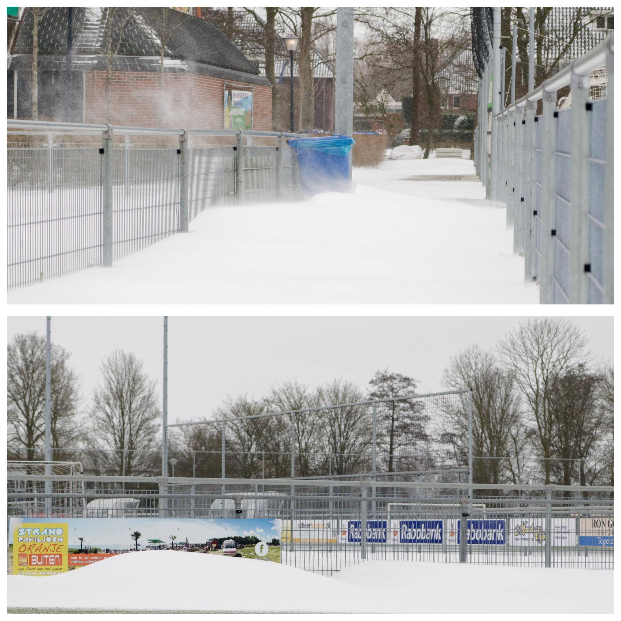 Winters weer!