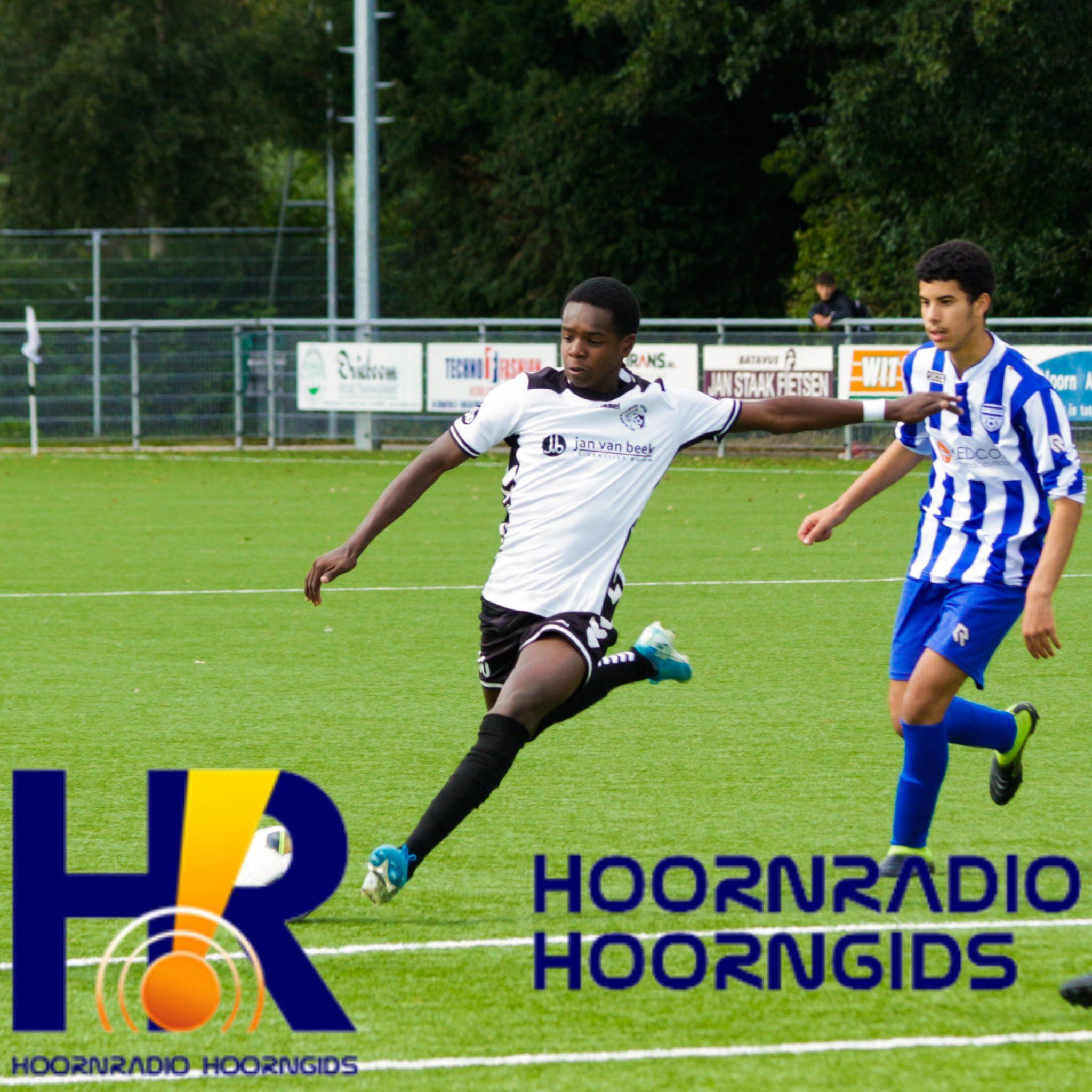 Live verslag door HoornRadio